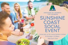 ARAMA Sunshine Coast Branch Social Event