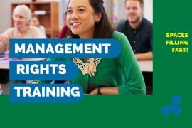 Management Rights Industry Training Program